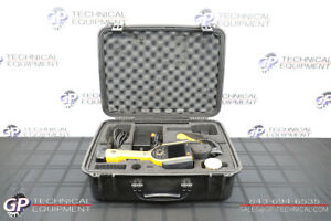 Ge Inspection Everest Vit Xl Go Videoscope 4mm 3m Flaw Detector Ndt Geit Iplex