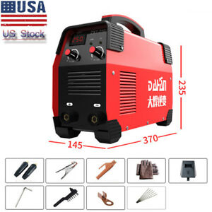220v 380v Dual Voltage Dc Inverter Mma Welder All Copper Dc Household Welder Us