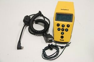 Trimble Geoexplorer Ii 17319 42 42 With 30153 Db 9 Female To 8 Pin Din Cable