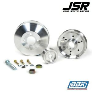 96 mid 01 Mustang 4 6 Gt 96 99 Cobra Bbk Performance Underdrive Pulley Kit