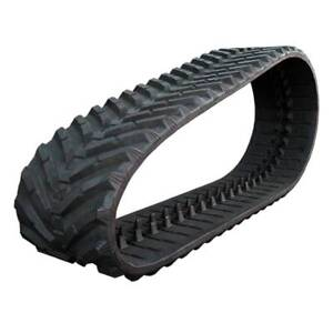 Prowler Caterpillar 299c Snow And Mud Rubber Track 450x86x60 18 Wide