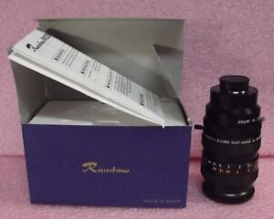 Rainbow Tv Zoom Lens T06 174j 000 S6x11 ii Made In Japan