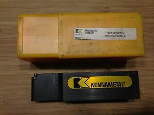 Kennametal Tool Holder Proon 244d 1 1 2 Sq Shank 6 oal Neutral New