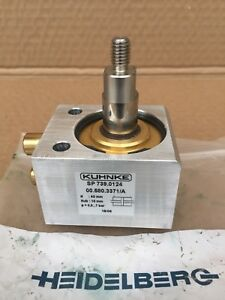 Original Heidelberg Short Stroke Air Cylinder 00 580 3371