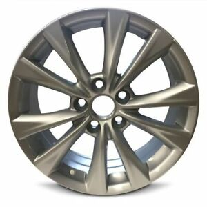 Replacement Alloy Wheel Rim 17x7 Inch Fits Toyota Camry 2015 2017