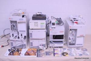 Beckman Coulter Proteomelab Pf 2d Pf2d Protein Fractionation System Jasco Fp 152