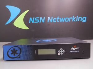 Digium Switchvox 65 Aa65 Asterisk Voip System 2as65001lf e No Rack Ears