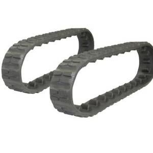Pair Of Prowler Toro Dingo Tx427 Rubber Tracks 149x88x28 6