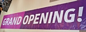 Huge 16 5 Foot 199 X 3 36 Grand Opening Banner Outdoor Sign Comic Store Nice