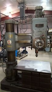 Ikeda Rm1000 radial Drill