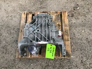 2006 2013 C6 Rear End Differential Automatic 2 56 Ratio Used Corvette
