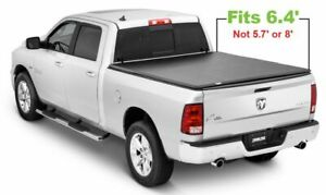 Tonno Pro Tri fold Soft Tonneau Cover 6 4 Bed For 02 20 Dodge Ram 1500 2500 3500