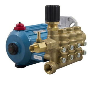 Cat Pumps Pressure Washer Pump 67dx39g1i 4 0 Gpm 4000psi 1