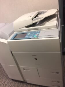 Canon Imagerunner 6570 Black White Copier Low Meter Super Clean