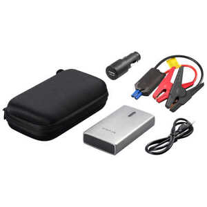 Winplus Lithium Jump Starter Portable Power Bank Smartphone Same Day Shipping