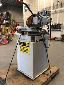 Metal Chop Saw Kasto Disc M6 2 9hp Pre used Will accept best offer