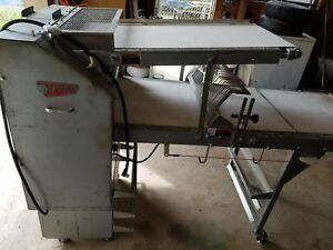 Moline 330b Donut Sheeter Table And Bakery Commercial Restaurant Machine