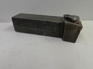 Kennametal Lathe Tool Holder Dtfnl 245d Stk 1580