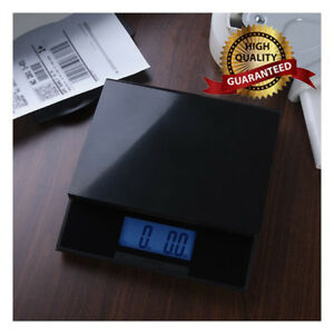 Digital Postal Scale Electronic Postage Scales Mail Letter Package Usps 56 Lbs
