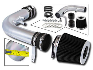 Cold Air Intake Kit Black Filter For Ford F 150 Heritage Expedition 4 6l 5 4l