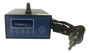 Handheld 28khz Ultrasonic Plastic Welder 220v 110v Plastic Welding Machine