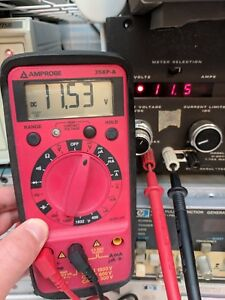 Amprobe 35xp a Digital Multimeter With Probes