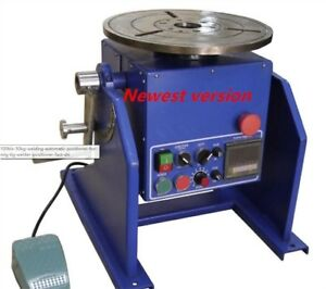 100bls 50kg Welding Automatic Positioner Without Jaw Chuck For Mig Tig Welder Kq