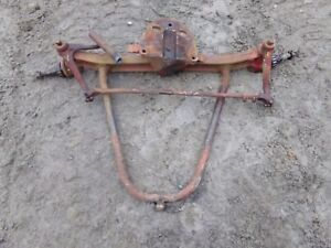 Farmall W9 Tractor Wide Front End
