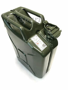 Wavian Nato Style Jerry Can 20l 5 Gal European Military Spec New