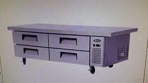 Atosa 76 Refrigerated Equipment Stand Base