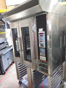 Ov300e Used Mini Rotating Rack Convection Oven Includes Free Shipping