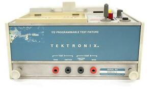 Tektronix 172 Programmable Test Fixture