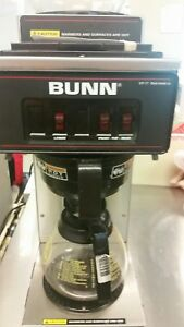 Bunn Commercial Coffee Brewer Vp17 3