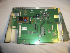 Varian 450 gc Lui Display Board Assembly without Display