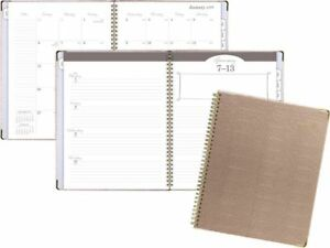 At a glance Pearl Weekly monthly Planner