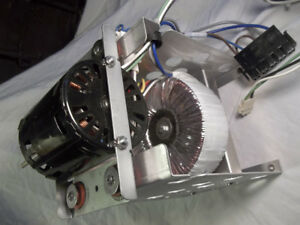 Varian 450 gc Torroid Fan Motor Assy