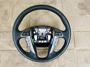 2014 2017 Honda Odyssey Touring Elite Steering Wheel W Cruise Control Volume
