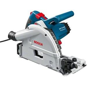 Bosch Gkt55gce Professional Corded Plunge Saw Precision And Powerful Tool 1400w
