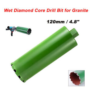 4 4 5 Wet Diamond Core Drill Bit For Concrete Premium Green Series