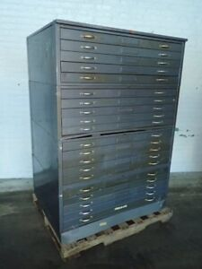 Blueprint Cabinet 20 Drawers 07180320010