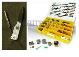 1753700 Deutsch Electrical Connector Kit With Tool Replacement Cat 1u5804