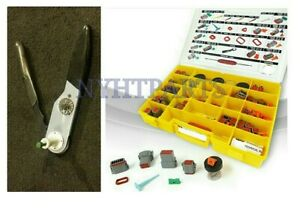 1753700 Deutsch Electrical Connector Kit With Tool 1u5804