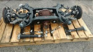 2015 2016 2017 Ford Mustang 3 55 Irs Rear Axle 3 55 Differential 5 0 Coyote
