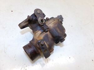 Farmall Bn Tractor Carburetor