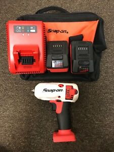 Limited Edition Rays Engineering Snap On Impact Wrench Gun 3 8 18v Ct8810a