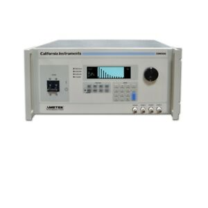 Ametek California Instruments Csw5550 used Programmable Ac dc Power Source Analy