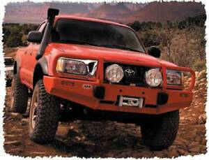 Arb Deluxe Bar For 1995 04 Toyota Tacoma Integrit Finish 3423040