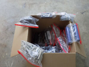 30 Lbs Of Wire wound Power And Other Types Of Resistors