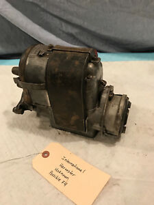 International Harvester Magneto Unknown Possible F4 Spins Freely Untested