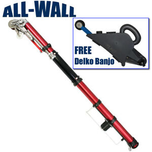 Level 5 Drywall Automatic Taper Taping Tool W Free Delko Banjo 89 Value